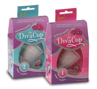 The Diva Cup - Tampon alternatives